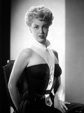 Jan Sterling Seated in Classic Photo by  Movie Star News