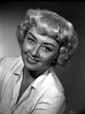 Joan Blondell Leaning to the Left in a Portrait Photo by  Movie Star News