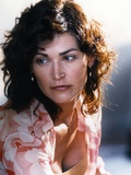 Kim Delaney Looking Away Close Up Portrait Photo by  Movie Star News