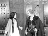 John Barrymore Conversing in Cape and Tights Photo by  Movie Star News