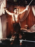 John Derek Tied Up in Barbarian Outfit Photo by  Movie Star News
