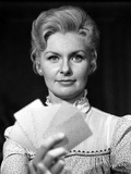 Joanne Woodward Holding Five Cards Photo by  Movie Star News