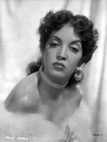 Katy Jurado in Furry Outfit Portrait Photo by  Movie Star News