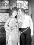 John Barrymore Couple Portrait Photo by  Movie Star News