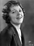Janet Gaynor on a Blazer Top smiling Portrait Photo by  Movie Star News