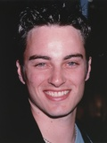 Kerr Smith smiling Close-up Portrait Photo by  Movie Star News