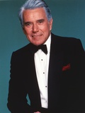 John Forsythe in Tuxedo Portrait Photo by  Movie Star News