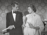 Indiscreet Man and Woman Facing each Other Photo by  Movie Star News