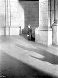 John Barrymore Kneeling on Floor Photo by  Movie Star News