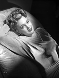 Jan Sterling Reclining in Classic Photo by  Movie Star News