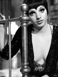 Liza Minnelli Portrait in Black Dress Photo by  Movie Star News
