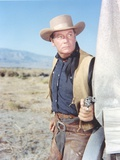 Joel McCrea in Cowboy Outfit With Pistol Photo by  Movie Star News