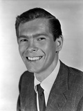 Johnnie Ray Posed in Suit With White Background Photo by  Movie Star News