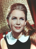 Juliet Mills Portrait in Black Dress Photo by  Movie Star News