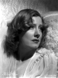 Irene Dunne on Angel Attire Portrait Photo by  Movie Star News