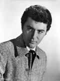 James Darren Posed in Brown Suit With White Background Photo by  Movie Star News