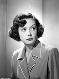 Jane Greer Looking Other Side Portrait Photo by  Movie Star News