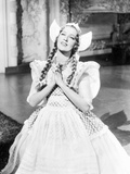 Jeanette MacDonald Posed in Classic Photo by  Movie Star News