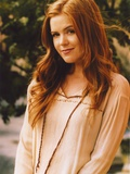 Isla Fisher wearing Sweater Portrait Photo by  Movie Star News