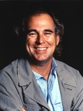 Jimmy Buffett Portrait in Grey Coat Photo by  Movie Star News
