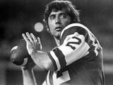 Joe Namath Playing Rugby in Rugby Attire Photo af Movie Star News