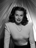 Janis Paige on a Long Sleeve Top Photo by  Movie Star News