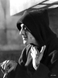 John Barrymore in Hooded Robe Photo by  Movie Star News
