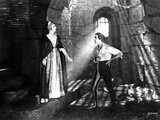 John Barrymore Talking with a Lady in a Classic Movie Scene Photo by  Movie Star News