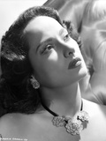 Merle Oberon on a Neck Choker Photo by  Movie Star News