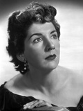 Maureen Stapleton Portrait wearing Black Blouse Photo by  Movie Star News