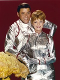 Lost In Space Cast Member's posed in Portrait Photo by  Movie Star News