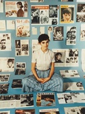 Millie Perkins Wanted Posters Photo by  Movie Star News