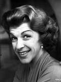 Nancy Walker Portrait in Classic with Earrings Photo by  Movie Star News