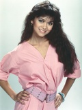 Nia Peeples in Pink Dress Portrait Photo af Movie Star News