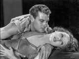 Most Dangerous Game Two Couple Dancing in Black and White Photo by  Movie Star News