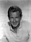 Lloyd Bridges Posed in Black Suit Photo by  Movie Star News