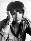 Liza Minnelli Close Up Portrait in White Background Photo by  Movie Star News