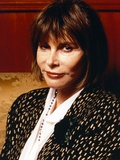 Lee Grant Portrait in Pink Dress Photo by  Movie Star News