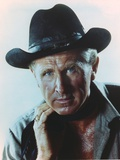 Lloyd Bridges posed in Cowboy Outfit Photo by  Movie Star News