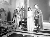 John Barrymore standing in Tights and Cape Photo by  Movie Star News