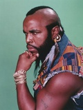 Mister T Serious Face Portrait Photo by  Movie Star News