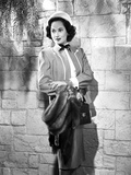 Merle Oberon on a Long Sleeve Leaning Photo by  Movie Star News