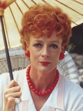 Maggie Smith Close-up Portrait Photo by  Movie Star News