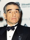 Martin Scorsese Close-up Portrait Photo af Movie Star News