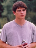 Josh Hartnett Posed in a Gray Shirt Photo by  Movie Star News