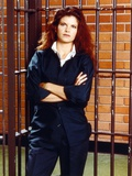 Lolita Davidovich Arms Crossed Jail Background Photo by  Movie Star News