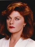 Meg Foster Close Up Portrait Photo by  Movie Star News