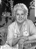Maureen Stapleton Seated in Classic Foto af  Movie Star News