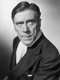 Leo Carroll posed in Classic Portrait Photo by  Movie Star News
