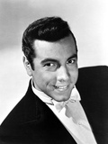 Mario Lanza smiling in Classic Photo by  Movie Star News